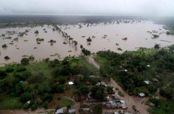 ajuda em Moçambique
