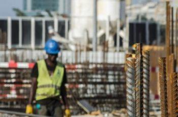 Angola é o segundo país com mais obras